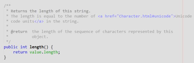 string-class-length
